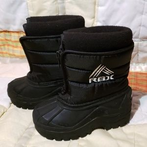 RBX Shoes - RBX Kid's Toddler Winter Snow Boots